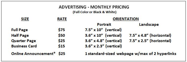 sjdjs Ad prices